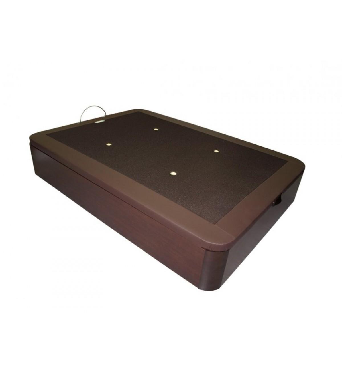 Canap de madera abatible luna norcolch n canap s baratos for Canape abatible madera