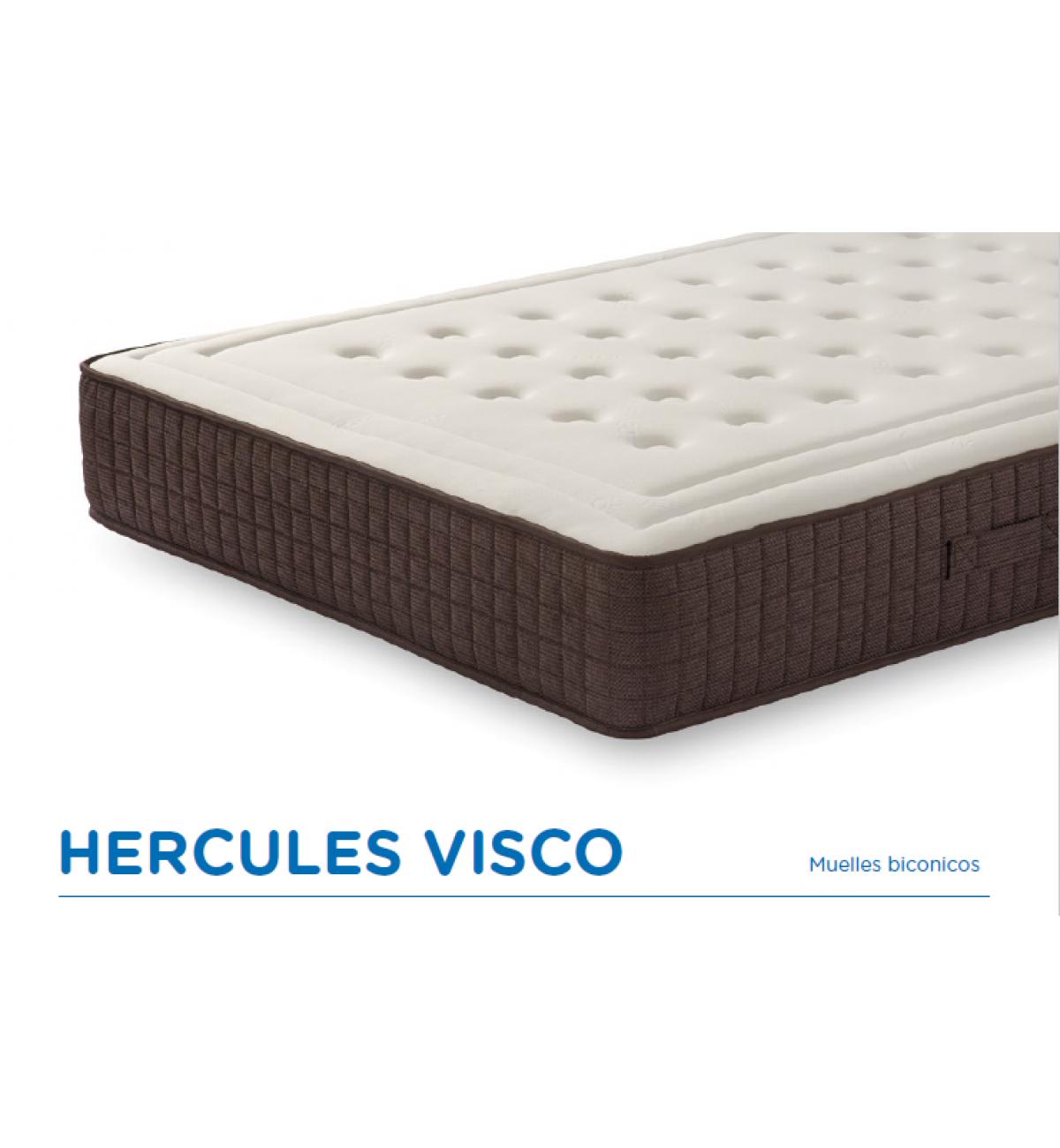 Colchón Hércules Visco de Dormibien. Calidad y buen precio.