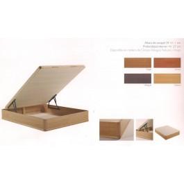 Canap abatible aspol dise o madera colchones online buen for Comprar canape abatible barato