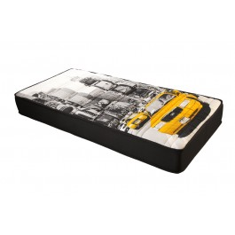 Colch n junior modelo city yellow de astral colchones en oferta de venta online - Colchones venta online ...