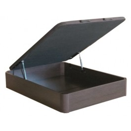 canap abatible madera en kit gran capacidad colchoner a online. Black Bedroom Furniture Sets. Home Design Ideas