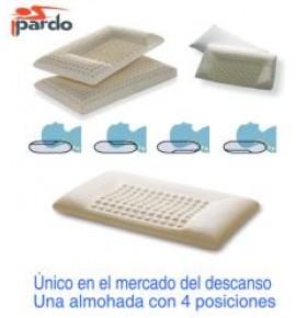 Almohada Triplex Pardo